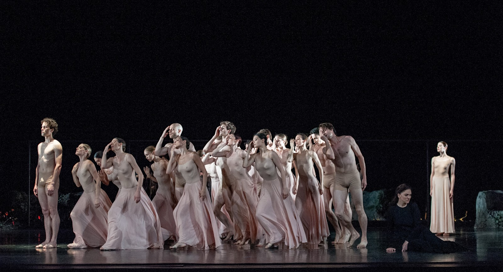 pina bausch 1940 2009 choreographed orpheus and eurydice in 1975 with    Orpheus And Eurydice