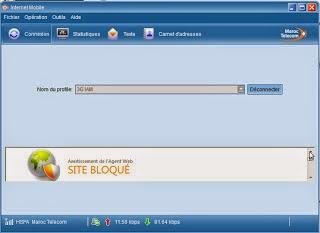 Coupon maroc telecom