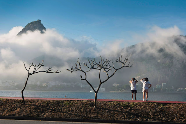 Fotografia, Rio de Janeiro, profissional, o globo, aterro, flamengo, pao de acucar, neblina