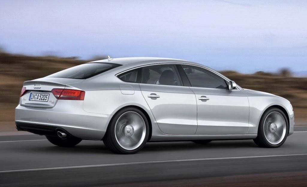 Audi a5 20 t 2011