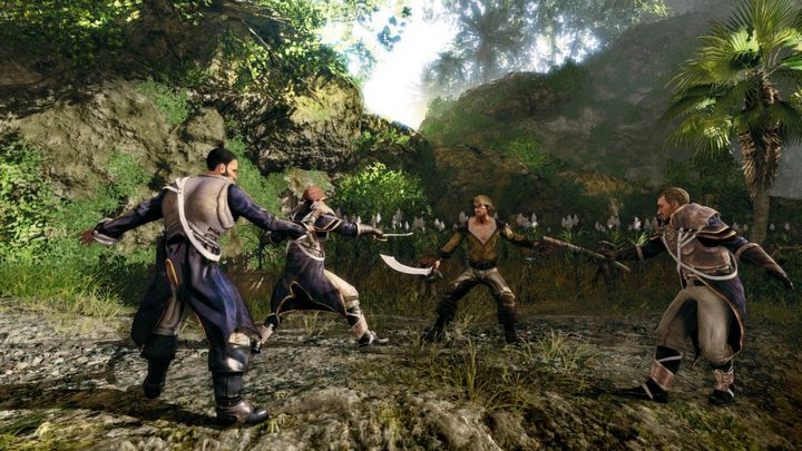 02 Free download Risen 2: Dark Waters game full PC