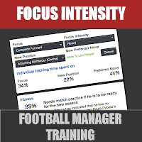 Football Manager Training Intensity