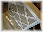 Fabric Memo Board