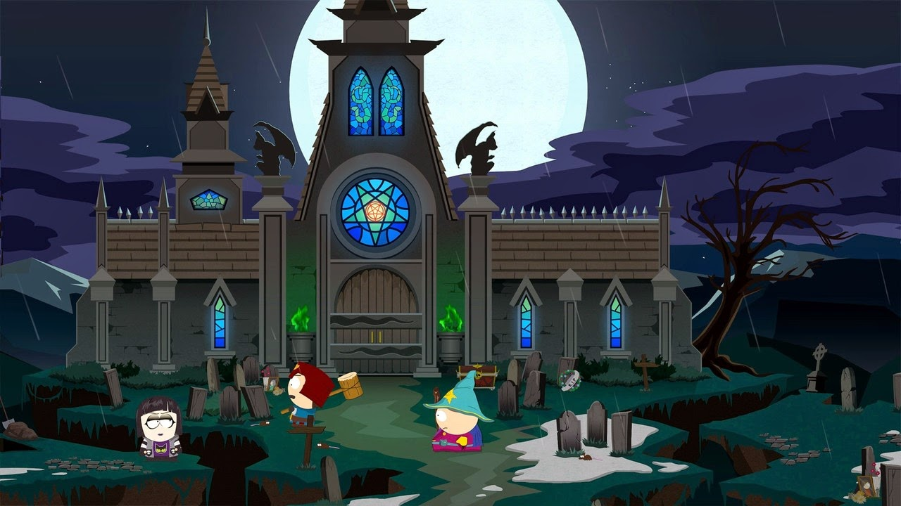 South Park The Stick Of Truth screenshots