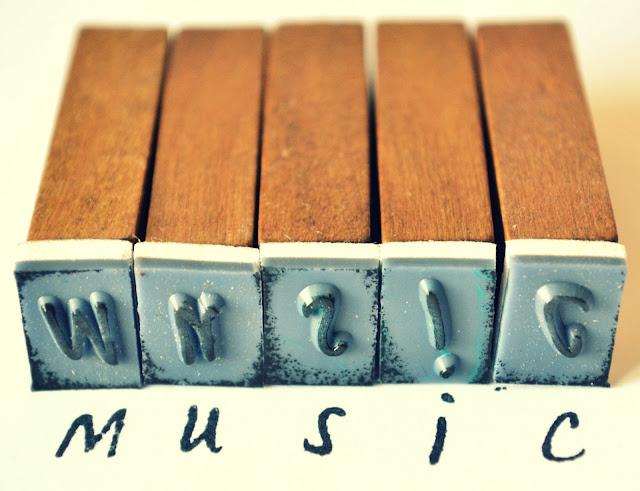 stamp music