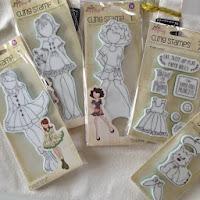 Julie Nutting stamps