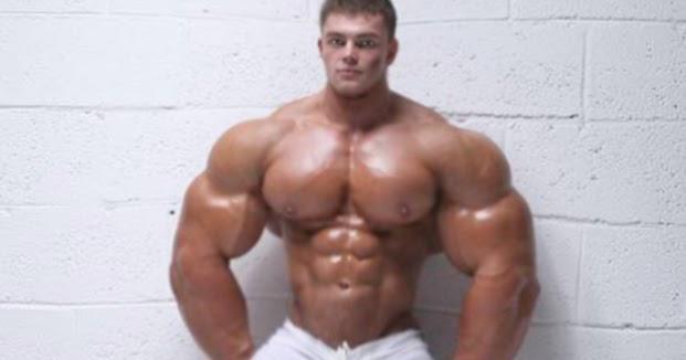 BUILT by tallsteve: Crazy Big Teen Bodybuilder