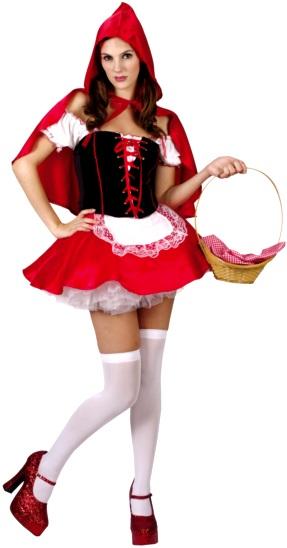 Foto de Disfraz de Caperucita Roja