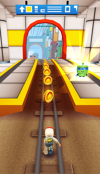 Download Apk Subway Surfers + MOD v 1.34.0 (Unlimited Money & Keys) for android Terbaru