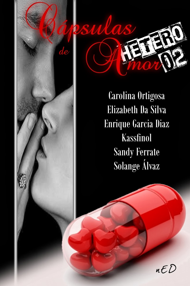 """Antología """"Cápsulas de Amor"""""""
