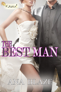 cover imagine of The Best Man by Ana Blaze