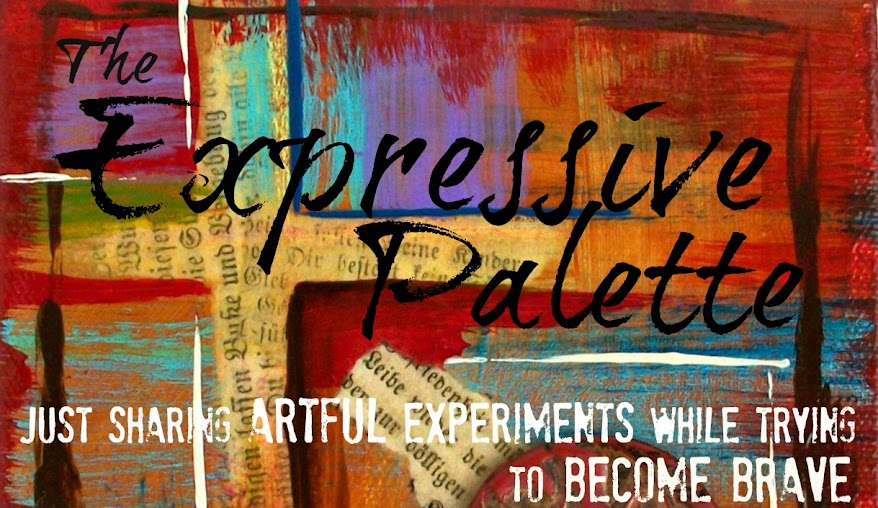 the EXpReSSiVe PaLeTTe