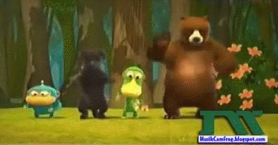 alien mongkey film animasi kartun paling lucu