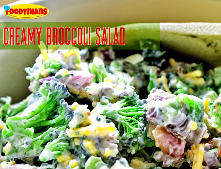 Creamy-Broccoli-Salad