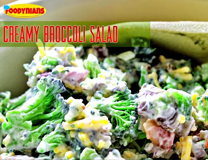 Creamy-Broccoli-Salad