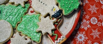 """THROW UP"" SUGAR COOKIES"