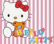Poster Hello Kitty
