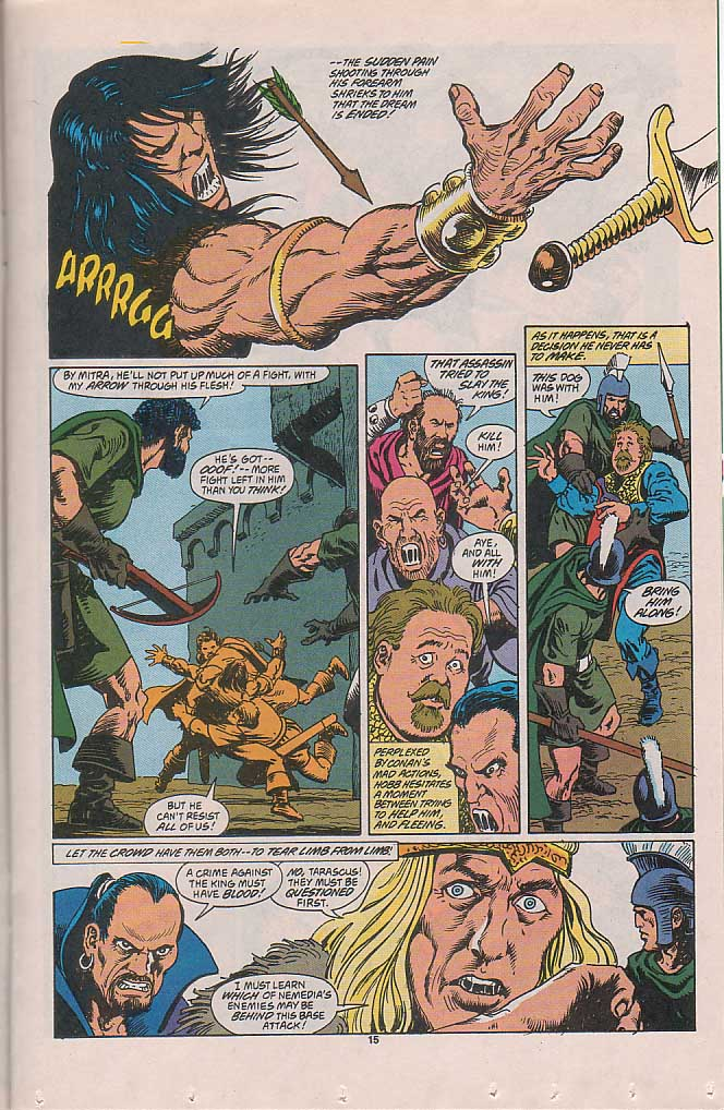 Conan the Barbarian (1970) Issue #257 #269 - English 11
