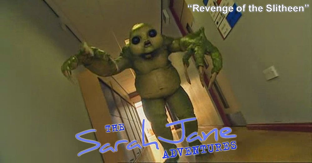 SJA 02: Revenge of the Slitheen