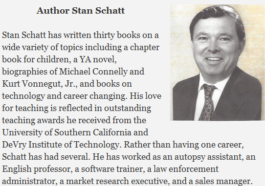 Author Stan Schatt Portrait and Bio
