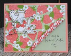 Beau-tea-ful Day