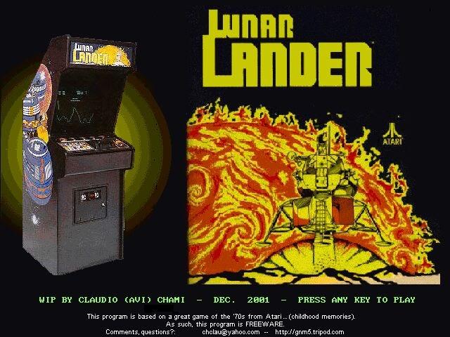 Div games lunar lander - Div games studio ...