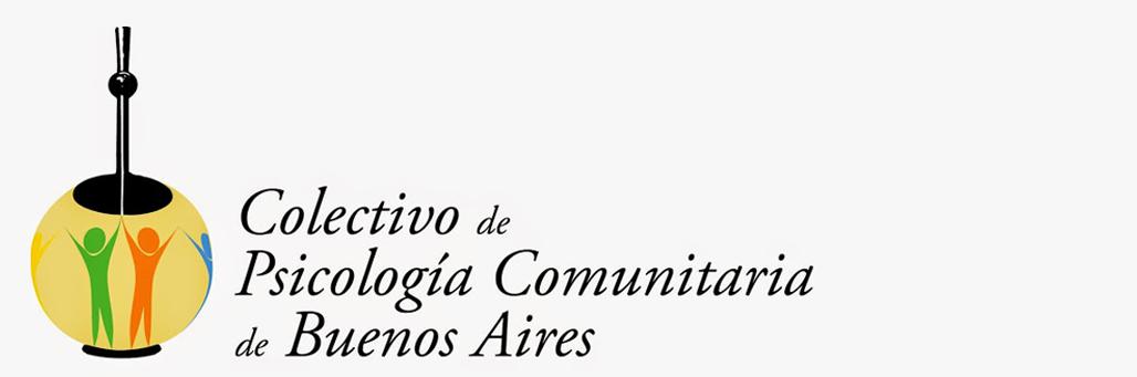 Colectivo de Psicología Comunitaria de Buenos Aires
