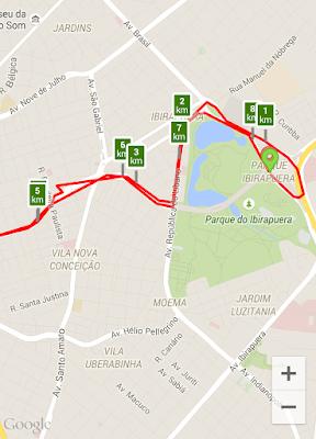 21ª Maratona Internacional de São Paulo