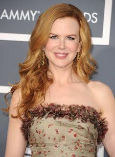 Nicole Kidman Dress, Academy Award Photos