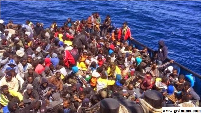 40 migrants drown in latest Mediterranean accident