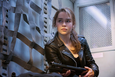Terminator Genisys Emilia Clarke Picture