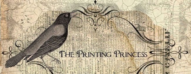 The Printing Princess