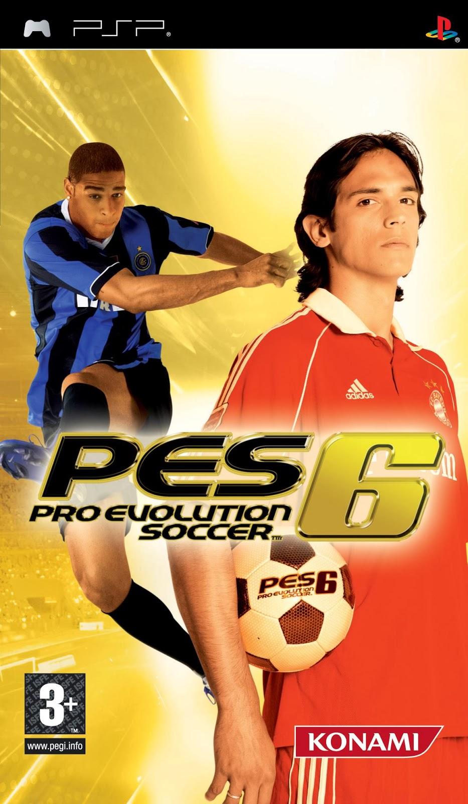 konami pes 2006 free download