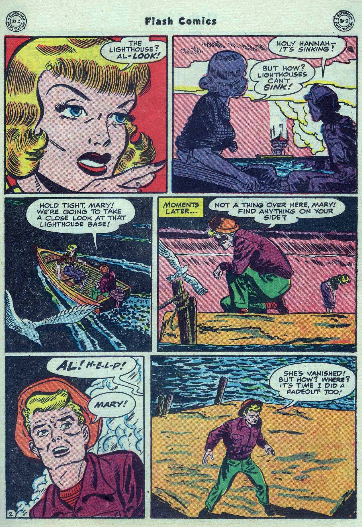 Flash Comics Issue #104 #104 - English 33