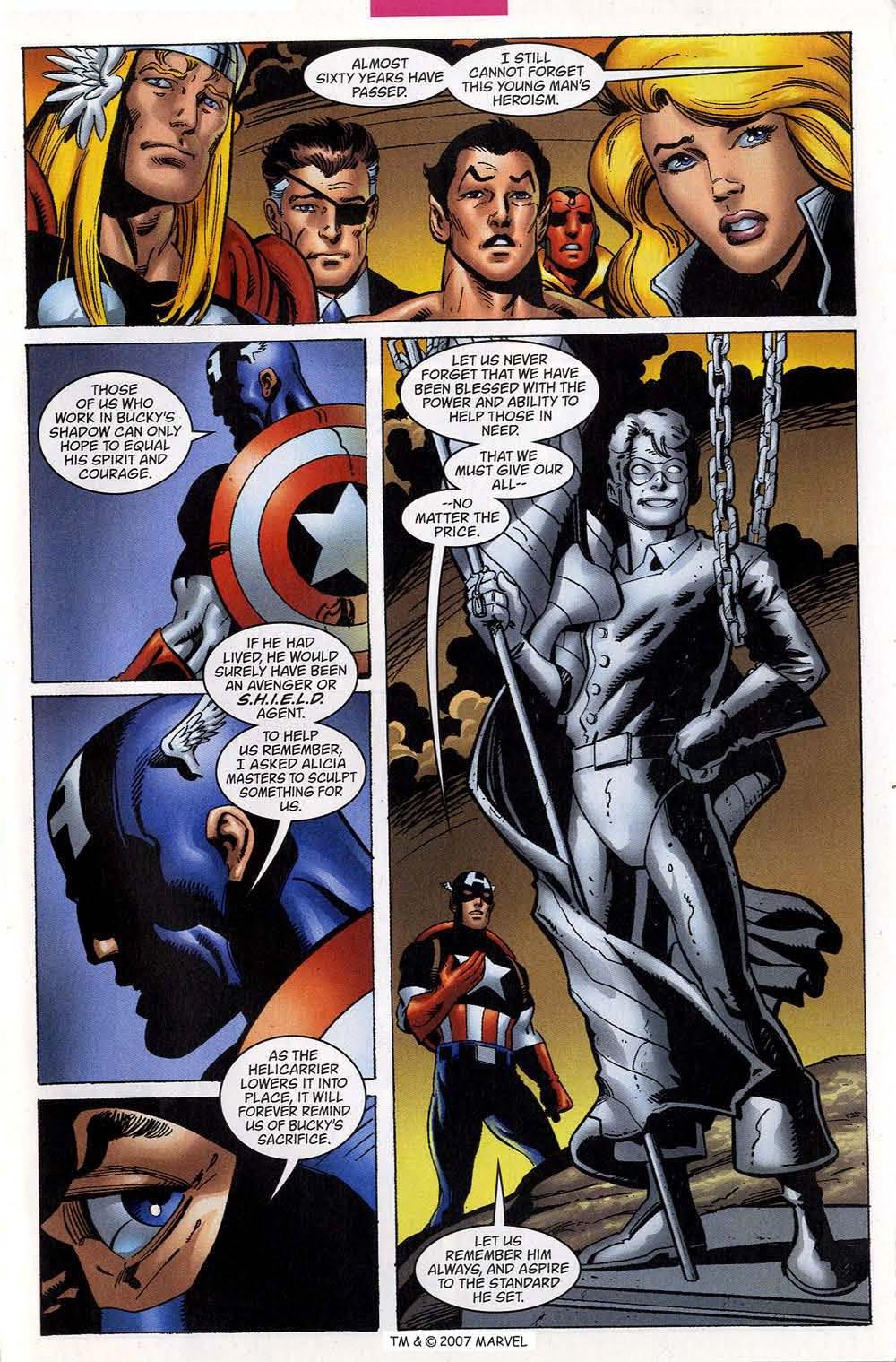 Captain America (1998) Issue #48 #55 - English 33