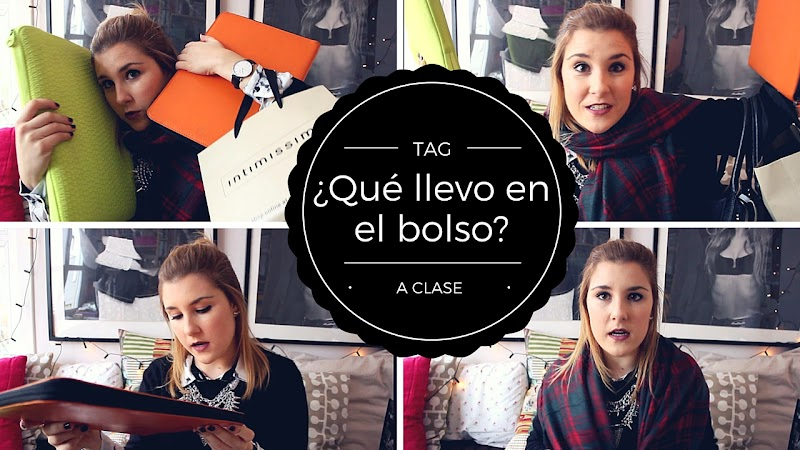 VIDEO | WHAT'S IN MY BAG FOR COLLEGE?