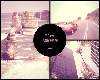O wakacjach i...letnich wyprzedażach ;)