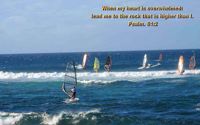 Lovely Background With Bible Verse