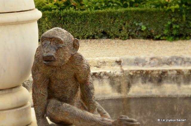 Florence - jardins Boboli