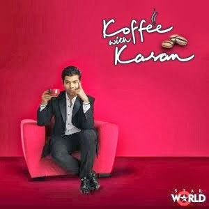 Koffee with Karan Season 4 wiki, Koffee with Karan (Season 4) 2013-2014 Show Host Karan Johar, CWK-4 Guests Celebrities List