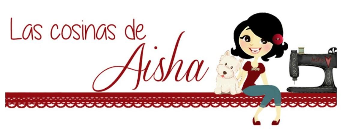 Las cosinas de Aisha: Bolsos y complementos hechos a mano de una mama perruna con estilo