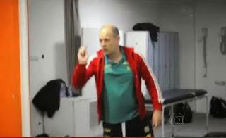 VIDEO, Soubak incentivando a jugadoras de BRA | Mundo Handball