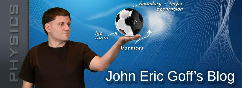 John Eric Goff's Blog