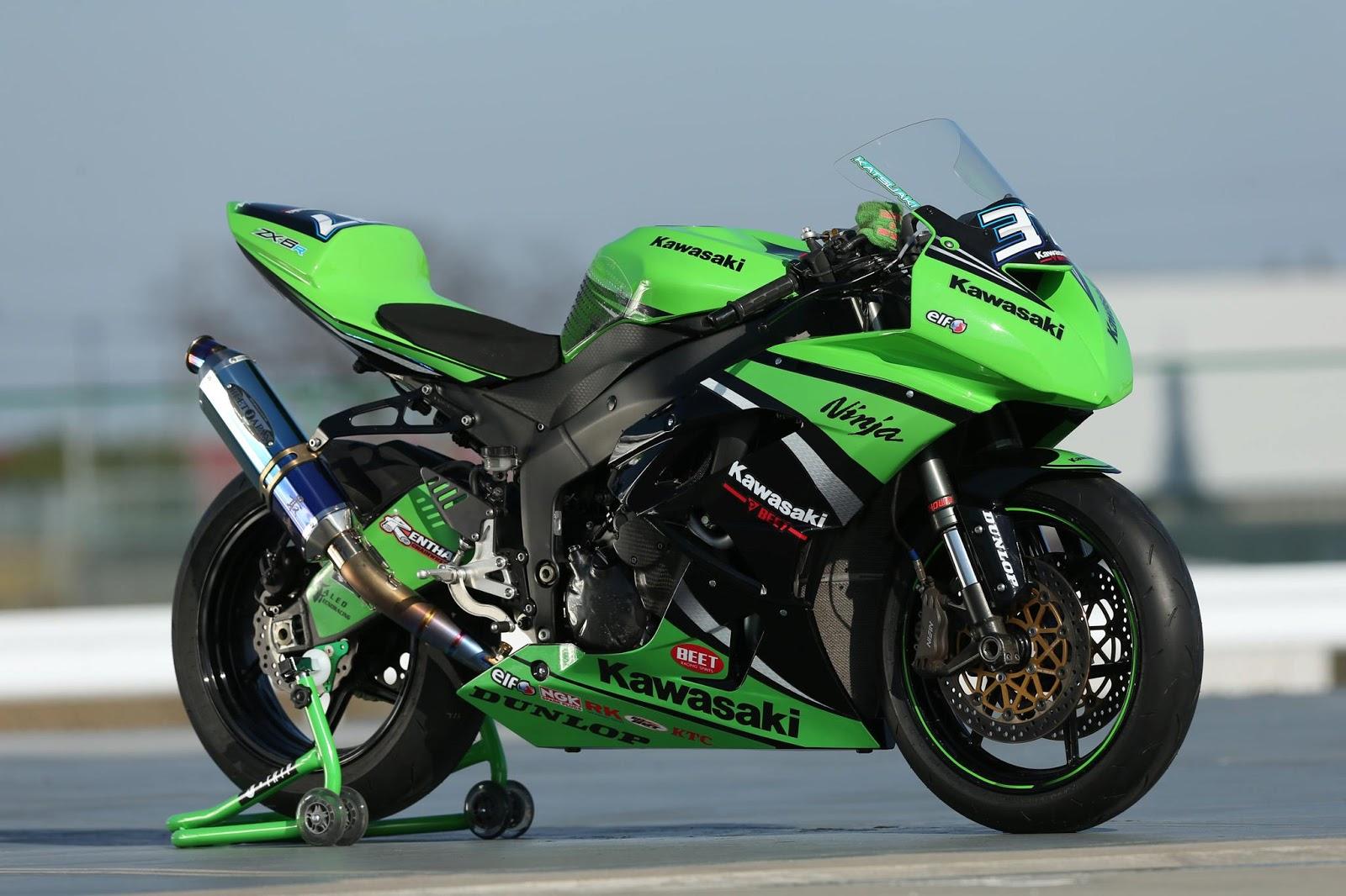 Kawasaki Double R Set Indon