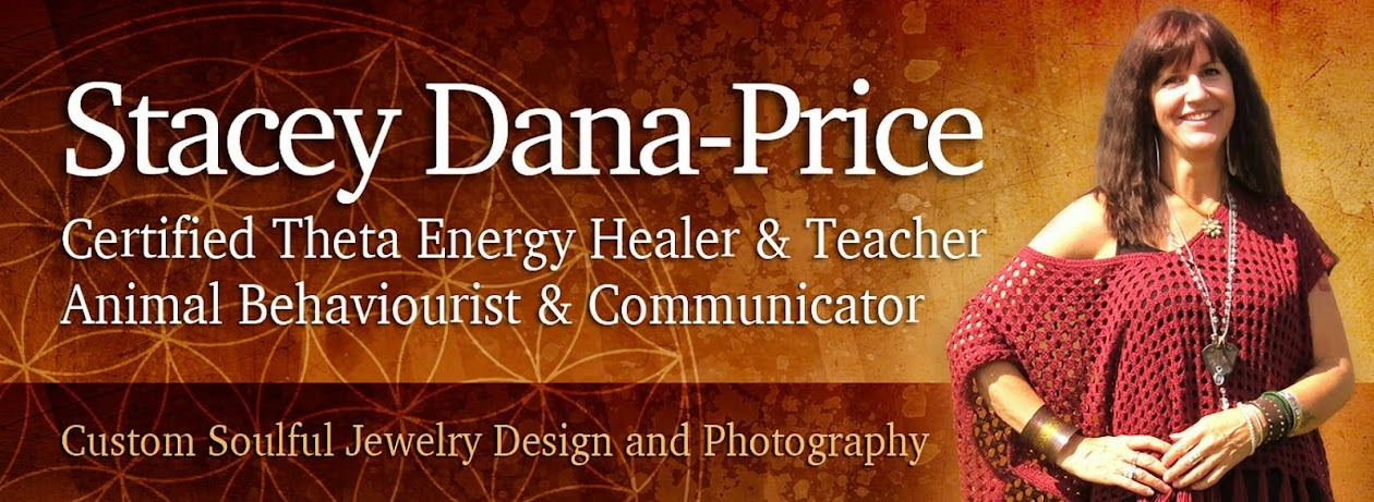 Stacey Dana-Price / Theta Energy Healer / Animal Communicator
