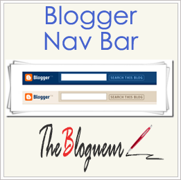 Supprimer Blogger Nav Bar