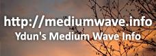 Ydun's Medium Wave Info