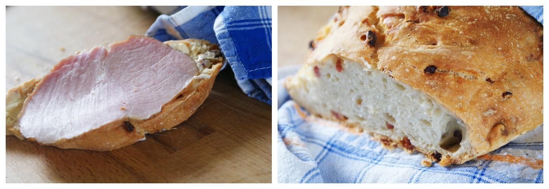 ICanCook: Chleb z boczkiem.