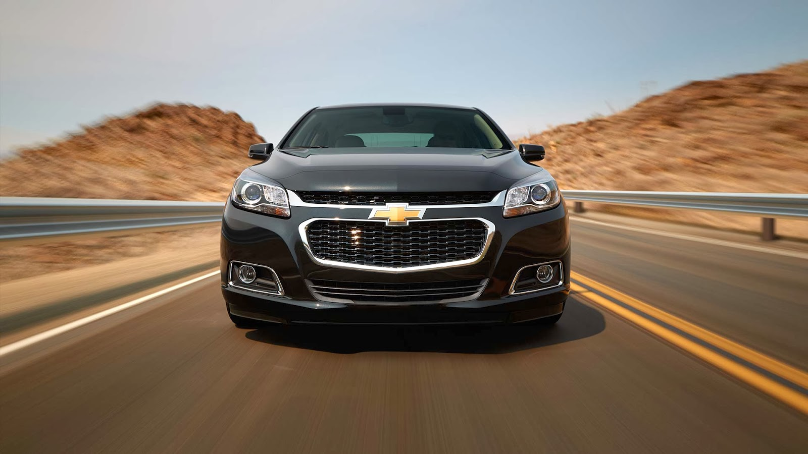 New 2014 Chevrolet Malibu Receives 5-Star Overall Vehicle Score