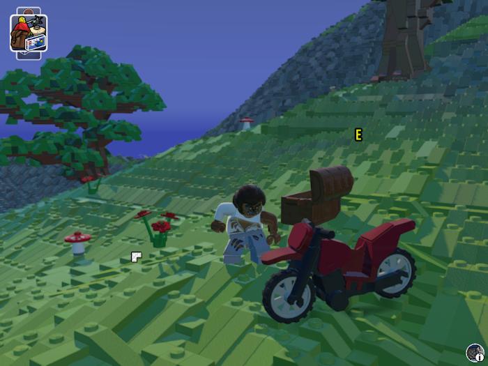 樂高世界 (LEGO Worlds) 各人物及車輛動物介紹